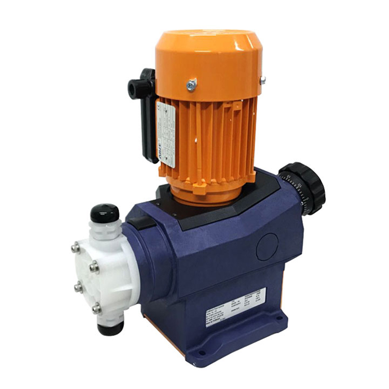 Mechanical diaphragm metering pump,electric motor dosing