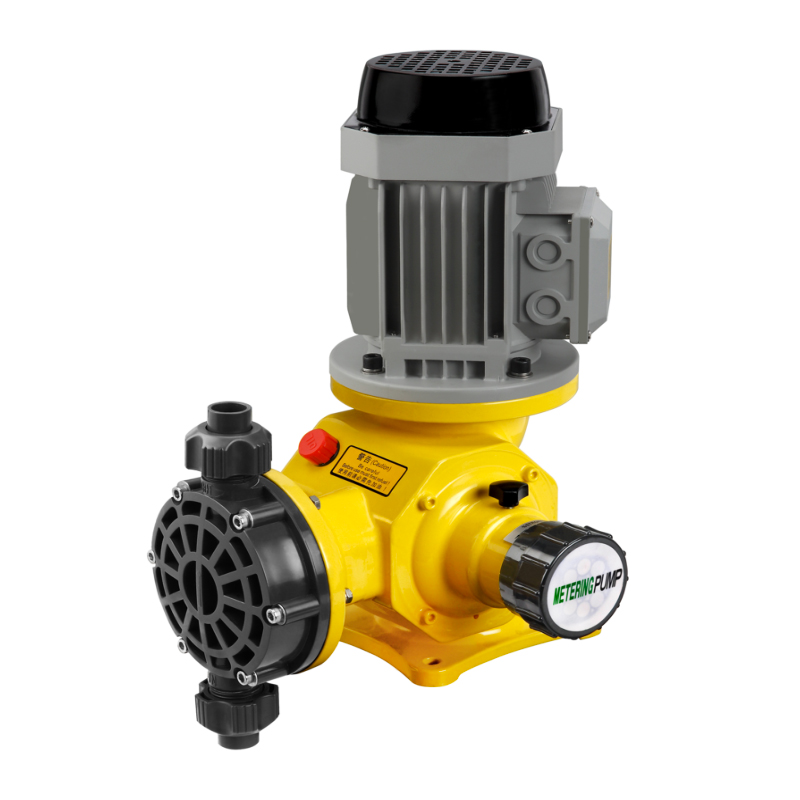 Mechanical Plunger Dosing Pump, easy to install, repair and maintain, high operational safety performance.