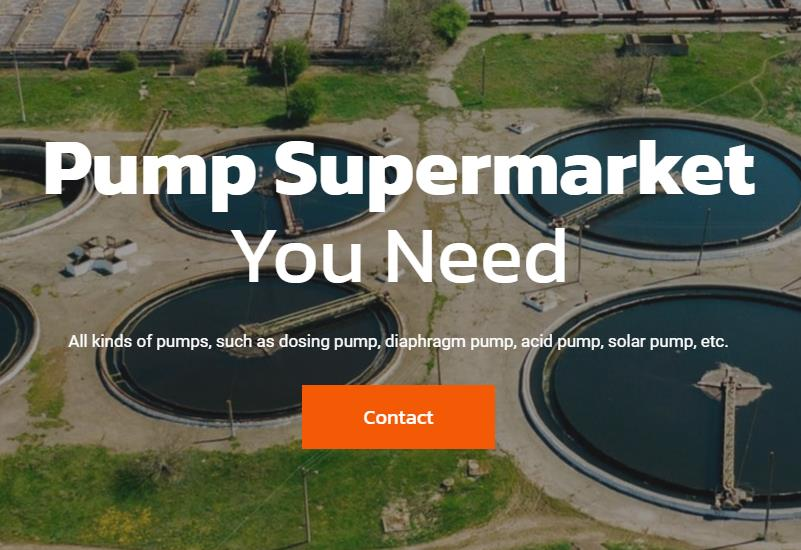 The pump supermarket is now online, and it is Pump Supermarket-HAOSH.