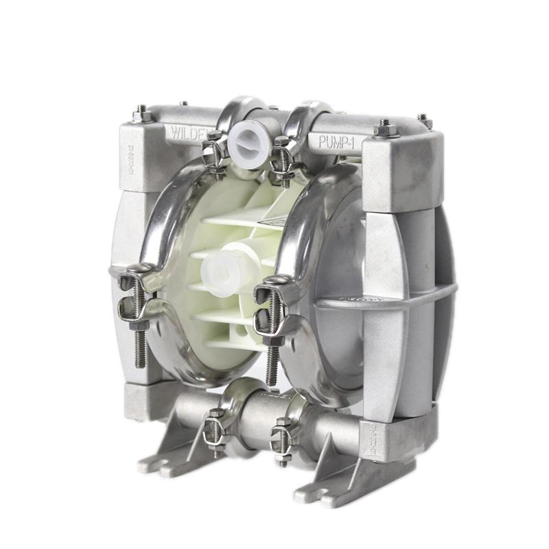 PPX1 Aluminum Alloy Pneumatic Diaphragm Pump